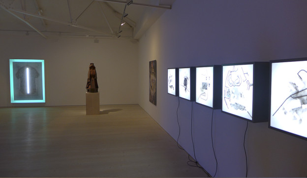 """PROMONITION: UKRAINIAN ART NOW"" SAATCHI GALLERY, LONDON, 2014"