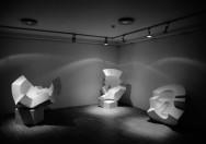 """Solo exhibition «Counterform» Bottega Gallery, Kiev, Ukraine, 2012 Персональна виставка """"Контрформи"""" галерея Боттега, 2012 Персональная выставка """"Контрформы"""" галерея Боттега, Киев, 2012"""